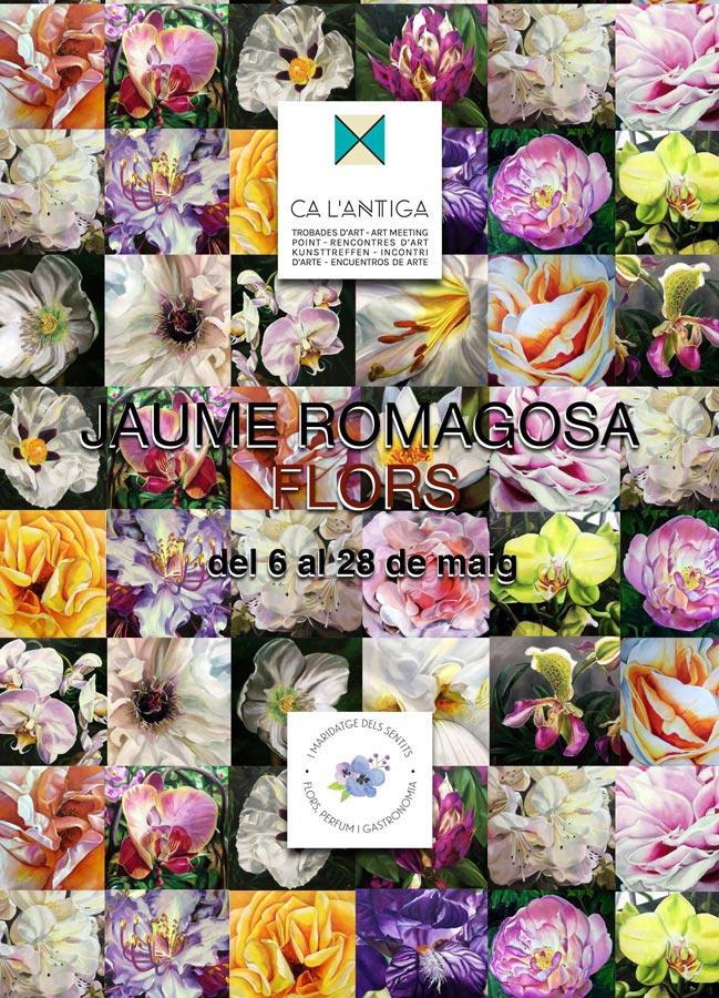 """Jaume Romagosa """"Flors"""""""
